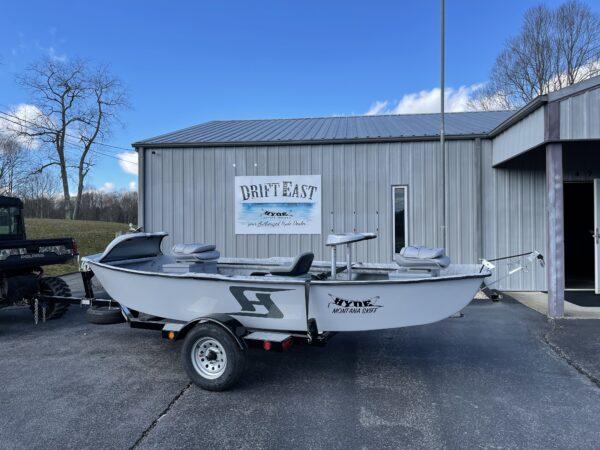Image of Montana Skiff Boat